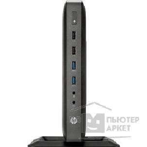 Тонкий клиент Hp t620 [F5A51AA] black AMD GX-217GA/ 4Gb/ 16Gb/ SSD/ noDVDRW/  ThinPro/ k+m