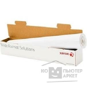 Бумага широкоформатная Xerox, Canon Vap XEROX XEROX 450L90238 Бумага XEROX Architect 75 г/ м2, 0.594 x 175 м