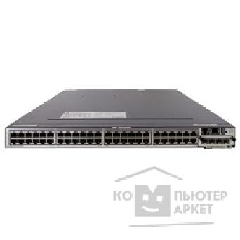 Коммутаторы, Маршрутизаторы Huawei S5700-52C-SI Bundle 48 Ethernet 10/ 100/ 1000 ports,with 1 interface slot,with 150W AC power supply