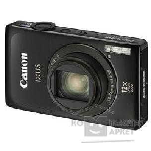 Цифровая фотокамера Canon IXUS 1100 HS black Touch LCD
