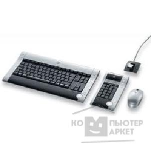 Клавиатура Logitech 967428  Cordless Desktop diNovo for Notebooks беспр.клав.+опт.мышь RTL