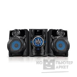 Lg Мини с.  RAD136B 65WWMA/ MP3/ CD-R/ RW Bass Blast Auto DJ USB FM Digital Tuner Alarm Clock