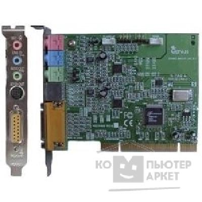 Звуковая плата Genius Звуковая карта  PCI CMedia 5.1ch w/ o Software RTL