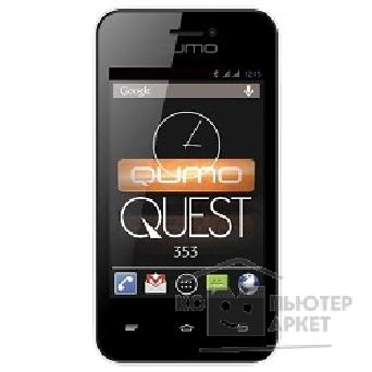 ��������� �������� QUMO Qumo QUEST 353 black/ blue