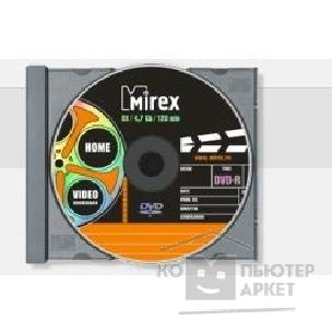 "Диск Mirex DVD-R 8x, 4.7 Gb,  ""VideoКоллекция"", Slim case"