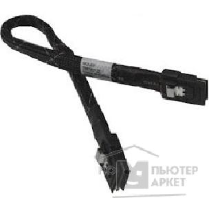 Опция к серверу Intel Cable kit AXXCBL600MSMS, Kit of 2 cables, 600mm length, straight SFF-8087 to SFF-8087 connectors