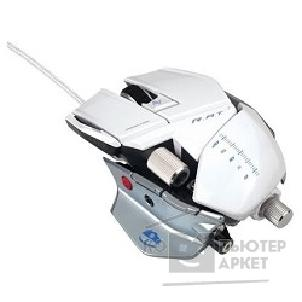 Mad Catz Мышь  R.A.T.7 Gaming Mouse - Contagion White проводная лазерная MCB4370800C1/ 04/ 1 [PCA172]