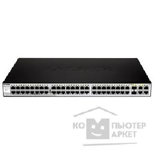 Сетевое оборудование D-Link DES-3810-52/ SI 48-Port 10/ 100Mbps + 2 SFP + 2 Combo 1000Base-T/ SFP L3 Managed Switch