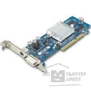 Видеокарта Gigabyte GV-R96S128D  Radeon 9600SE, 128Mb DDR, DVI, TV-out  AGP