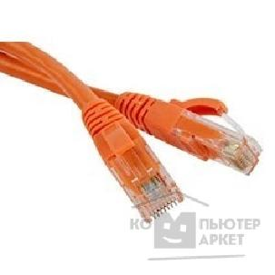 Патч-корд Hyperline PC-LPM-UTP-RJ45-RJ45-C5e-15M-LSZH-OR Патч-корд U/ ­UTP, Cat.5е, LSZH, 15 м, оранжевый