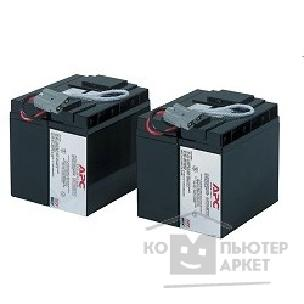Батарея для ИБП APC by Schneider Electric APC RBC55 Replacement Battery Cartridge 2 шт. в уп-ке