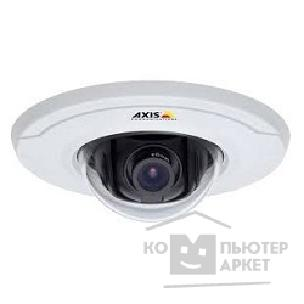 Цифровая камера Axis M3014 Ultra-discreet fixed dome camera for recessed mounting in drop ceilings. Fixed lens, progressive scan CMOS sensor.