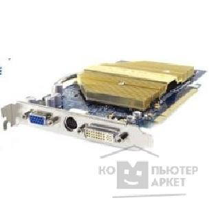 Видеокарта Gigabyte GV-RX80128D, OEM  Radeon X800, 128Mb DDR, DVI, TV-out  PCI-E