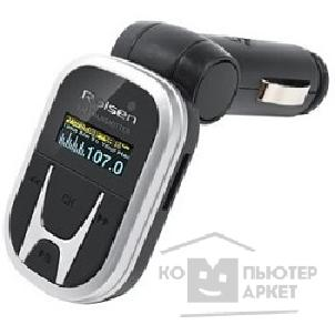 Rolsen Автомобильный FM-модулятор  RFA-100 black SD USB 5m PDU MP3 [1-RLCA-RFA-100]