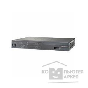 Сетевое оборудование Cisco 881-PCI-K9 [Маршрутизатор 881 Ethernet Sec Router w/ Adv IP Services]