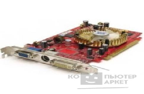 Видеокарта MicroStar MSI RX1300LE-TD256E V040-03S  256Mb DDR, TV-out, DVI, PCI-E OEM