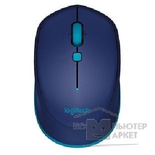 Мышь Logitech 910-004531  Wireless Mouse M535 Blue Bluetooth
