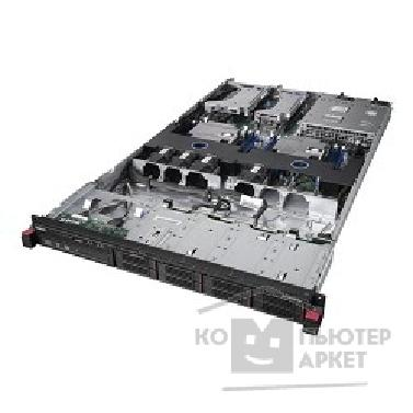 Сервер Lenovo ThinkServer RD350 E5-2609v3 1.9Ghz 6C, 8GB 1x8GB SR 2133MHz RDIMM, no HDD up to 8x2.5 , RAID710i/ 1GB RAID 0-60 , DVD+/ -RW, DP 1GbE, TPM Module, iKVM, PS 1 x 550W up to RPS , Slid