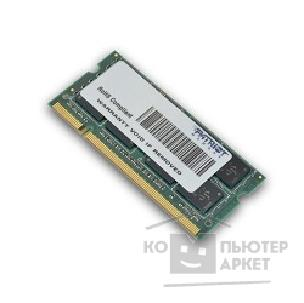 Модуль памяти Crucial Patriot DDR2-800 PC2-6400 1GB SO-DIMM