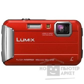 Фотоаппарат Panasonic DMC-FT25-R