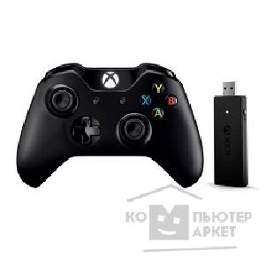 Геймпад Microsoft Xbox One + Wireless Adapter Cntrlr [NG6-00003]