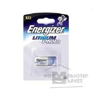 Duracell Эл. пит. Energizer CR123 3V