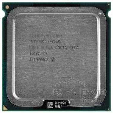 Процессор Intel CPU  Xeon 5150 2,66GHz  2x2MB/ 1333MHz 1U LGA771 Active BOX [BX805565150A]
