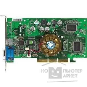 Видеокарта MicroStar SVGA  G4MX440-T 64MB DDR TV-out