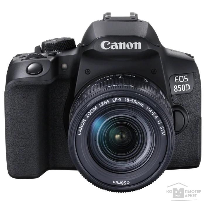 Объектив Canon Canon EOS 850D 18-55 IS STM Зеркальный фотоаппарат/Canon EOS 850D 3925C002