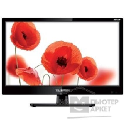 "Телевизор Telefunken 23.6"" TF-LED24S1 черный/ FULL HD/ 50Hz/ USB RUS"