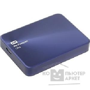 Носитель информации Western digital WD Portable HDD 2Tb My Passport Ultra Metal Edition WDBCHW0020BBA-EEUE