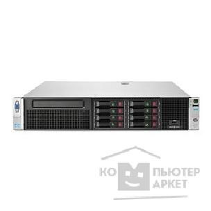 Сервер Hp ProLiant DL380 G8 [747768-421] E5-2407v2, 8 Gb, B320i, 8 SFF, 460 W