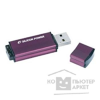 Носитель информации Silicon Power USB 2.0  USB Drive 4Gb, Ultima 150 [SP004GBUF2150V1U] Purple