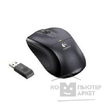 Мышь Logitech 931642  V450 Laser Cordless Notebook Mouse dark grey USB, RTL