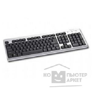 Клавиатура Gembird Keyboard  KB-8300U-SB-R USB серебр-черная
