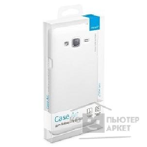 Deppa  Чехол AirCase для Samsung Galaxy J310 white белый  DEP-83248