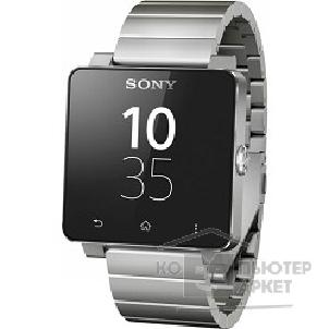 ����� ���� Sony SmartWatch 2 SW2 Black With Metallic wristlet ����� ���� �����-����