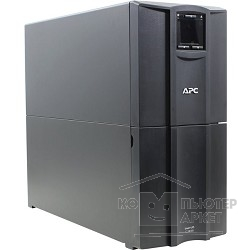ИБП APC by Schneider Electric APC Smart-UPS SC 3000VA SMC3000I