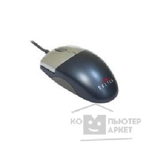 Мышь Oklick 313M silver optical mouse, PS/ 2+USB, 800dpi