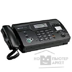 Факс Panasonic KX-FT982RU-B черный