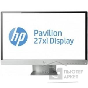 "Монитор Hp LCD  27"" Pavilion 27xi Silver IPS LED 7ms 16:9 DVI HDMI 10M:1 250cd [C4D27AA]"