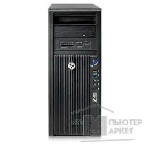 Рабочая станция Hp WM540EA#ACB  Z420 Intel Xeon E5-1620 3.6 10M 1600 4C CPU 16GB DDR3-1600 ECC 4x4GB RAM 1TB 7200 RPM SATA 1st HDD No Integrated GFX  22-In-1 Media Card Reader 16X SuperMulti DVDRW SATA 1st ODD