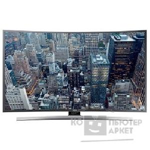 "Телевизор Samsung 55"" UE55JU6600UXRU черный/ Ultra HD/ 200Hz/ DVB-T2/ DVB-C/ DVB-S2/ USB/ WiFi/ Smart TV RUS"