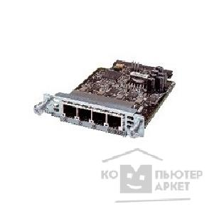 Модуль Cisco VIC-4FXS/ DID= [4 port FXS or DID VIC]
