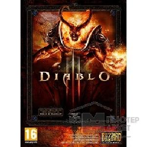 Игры Diablo III [PC, Jewel, русская версия]