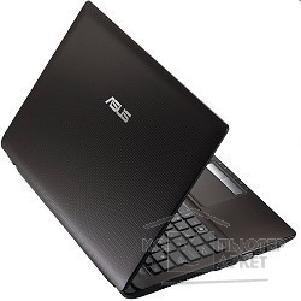 "Ноутбук Asus K53E i3-2350M/ 3G/ 320G/ DVD-Super-Mulri/ 15,6""HD Non Glare/ Shared/ WiFi/ BT/ cam/ Win7 Basic[90N3CAD-54W2D13-RD13AY]"