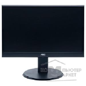 "Монитор Aoc LCD  23.6"" E2450Swhk Glossy-Black TN LED 2GTG ms 16:9 DVI HDMI M/ M 20M:1 250cd"