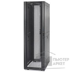 Монтажный шкаф APC by Schneider Electric APC NetShelter SX 48U AR3107 600mm x 1070mm Enclosure with Sides Black