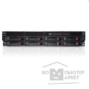Сервер Hp 590637-421 DL180G6 E5506 2.13GHz-4MB Quad Core, 1x4GB 4 LFF SATA Model