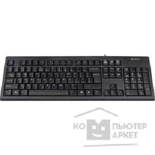 Клавиатура A-4Tech Keyboard A4tech KRS-83 black USB